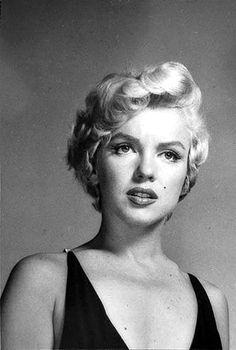 Marilyn Monroe by Philippe Halsman, 1955.