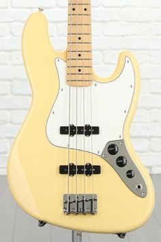Spring has sprung and so have Fender basses! From artist
