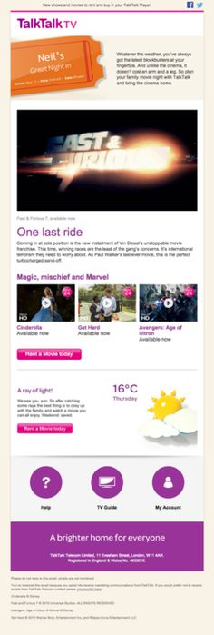 88 best Personalized Emails images on Pinterest Email design - personalized e mail