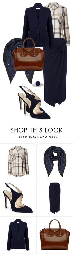 """""""fm#407"""" by u-929 ❤ liked on Polyvore featuring L'Agence, Kenzo, Giorgio Armani, Atea Oceanie and Givenchy"""