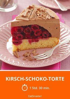 Kirsch-Schoko-Torte