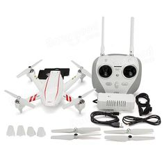 JYU Hornet S HornetS Racing 5.8G FPV With Goggles & Gimbal With 4K HD Camera GPS RC Quadcopter Sale - Banggood.com