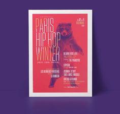 Paris Hip Hop Winter 2016 on Behance