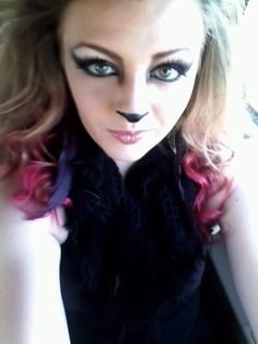 Wolf makeup                                                                                                                                                                                 More
