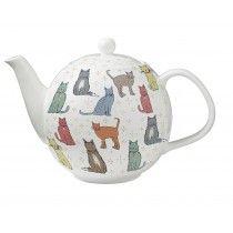 Catwalk Teapot