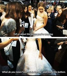 this is the top. and this is the bottom. XD oh Jennifer Lawrence!!!!!!!