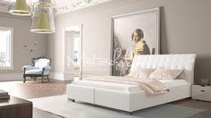 Čalúnená posteľ Madison Prestige