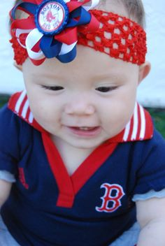 Boston Red Soxs Bow