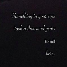 Iris Lyrics by U2- might be good for a tattoo??