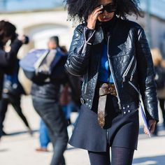 CATCH-a-TREND. A Curation Of Street Style Excellence. #catchatrend #streetstyle #louisvuitton