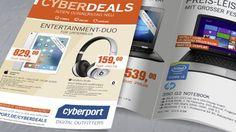 News-Tipp: Cyberports Cyberdeals KW 43 - http://ift.tt/2dMsnN0 #aktuell