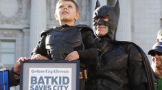One week ago, the city of San Francisco transformed itself into Gotham to honor the wish of 5-year old leukemia survivor Miles Scott while the world watched enraptured on social...