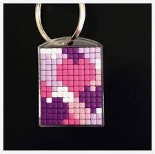 Bildresultat för pixelhobby sleutelhanger