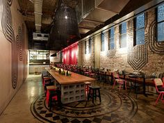 Restaurant & Bar Méjico en Sydney, Australia