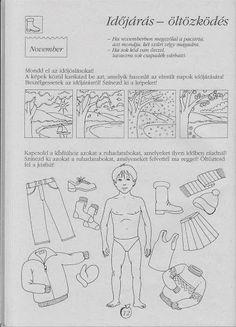 Környezetismeret nagycsoport - Angela Lakatos - Picasa Web Albums Exercise For Kids, Halloween, Preschool Activities, Worksheets, Kindergarten, Seasons, Album, Fall, School