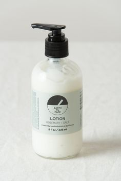 Earth Tu Face Rosemary Lotion