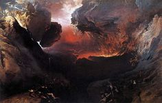 The Great Day of His Wrath, 1851-1853 - John Martin