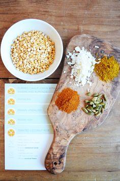 DIY Indian Cooking Kit