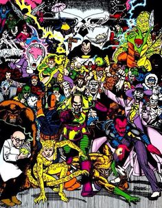 DC Villains