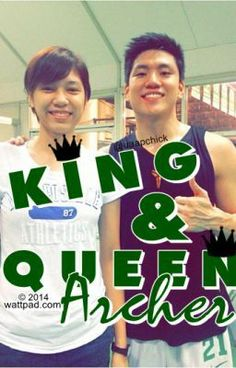 """King & Queen Archer"" by uaapchick - ""© 2014…"""