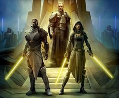 Star Wars Knights of the Old Republic Star Wars Canon, Rey Star Wars, Star Wars Fan Art, Star Wars Jedi, Star Wars Pictures, Star Wars Images, Star Wars History, Star Wars Light, Star Wars The Old