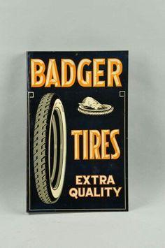 Dunlop sign vintage advertising