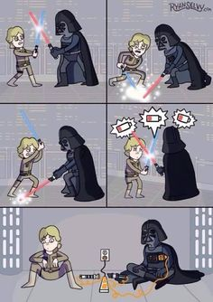 Tagged with star wars, starwars; Shared by My favorite Star Wars posts from the past year Star Wars Meme, Star Wars Art, Images Star Wars, Star War 3, Humor Grafico, Love Stars, Funny Comics, Funny Pictures, Funny Memes