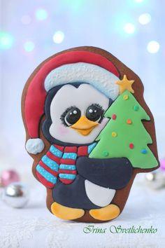 christmas cookies Пряники на Новый Год