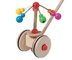 Andador Karrusel para bebes de madera de Maba online