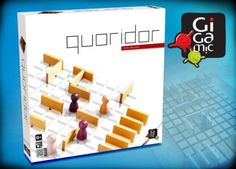 Quoridor - novinka z řady abstraktních her od ALBI Triangle, Games, Gaming, Plays, Game, Toys