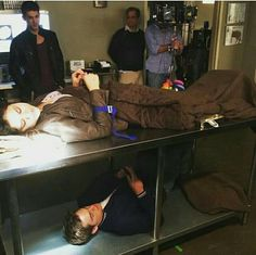 Cody Christian, Victoria Moroles and Dylan Sprayberry on the set of Teen Wolf! Teen Wolf Ships, Teen Wolf Mtv, Teen Wolf Funny, Teen Wolf Memes, Teen Wolf Boys, Teen Wolf Dylan, Teen Wolf Cast, Dylan O'brien, Grey's Anatomy