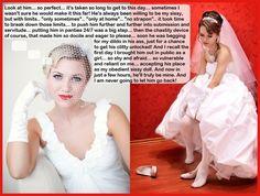 My Sissy Captions : Photo Wedding Captions, Tg Captions, Prissy Sissy, Sissy Boy, Female Led Marriage, Transgender Captions, Captions Feminization, She Girl, Special Girl