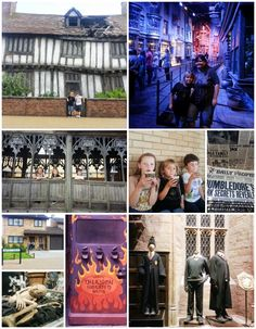 Tips for a trip to the Harry Potter Studios by @Sally Whittle