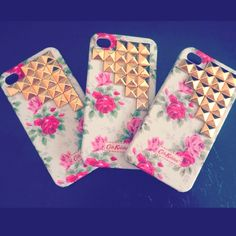 This cute iPhone case that can be rocked by a hipster girl!~Narine+Leah!