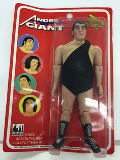 Andre The Giant(Figures Toy Campany)