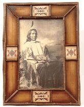 Chief Red Cloud Framed Art