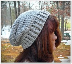 Doughboy, a slouch hat for everyone. I'm picky about my hats; I wanted a big, comfy slouch hat that didn't hang down the back of my neck.