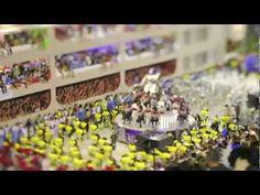 Wow! Carnival in Rio in tilt-shift.....