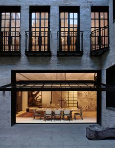 manhattan loft by Olson Kundig Architects