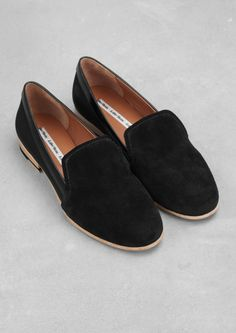 Suede loafers | & Other Stories
