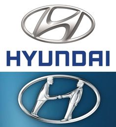 Hyundai Car Manufacturer S Logo Stands For The First Letter Of