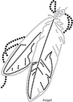 Items similar to Beaded Eagle Feather Buckskin Pipe Bag on Etsy Native Beading Patterns, Beadwork Designs, Beaded Earrings Patterns, Native Beadwork, Native American Beadwork, Indian Beadwork, String Art Templates, String Art Patterns, Beaded Embroidery