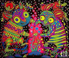 psychedelic nature - Google Search