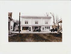 Vintage Photo: Essex Post Office (Shared by Rick & Karen Dalton)