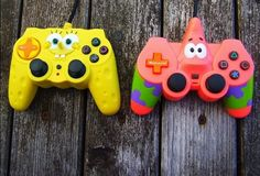 Spongebob and Patrick controllers 나이트팔라스GOLD717.RO.TO  나이트팔라스게임KR417.RO.TO 실시간바카라 온라인바카라 와와바카라 생중계바카라 생방송바카라 라이브바카라 인터넷바카라 마카오바카라
