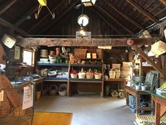 Young's Farm, kind of like gourmet shop meets old fashioned general store meet chic country gift shop and bakery