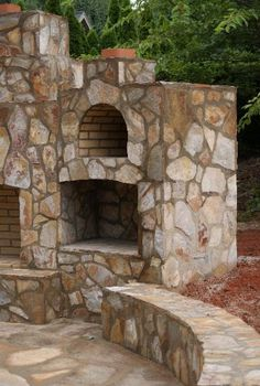 1000 Images About The Morrison Family Wood Fired Brick Pizza Oven Fireplace In North Carolina