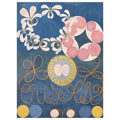 On anothermag.com now: We shine a light on Hilma af Klint the radical artist who conducted séances communed with spirits and founded abstraction long before her male contemporaries would take credit for it. An exhibition of af Klint's work is at @serpentineuk now (link in bio) by anothermagazine