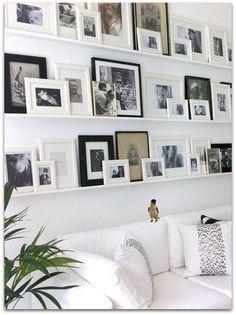 Gallery Walls – Art of Decor « Design Magnifique