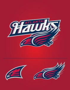 Rebranding & Expanding The NBA by Ian Bakar, via Behance